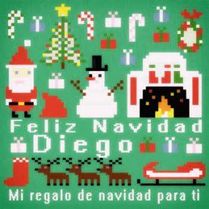 Various Artists - Feliz Navidad Diego - Mi regalo de navidad para ti
