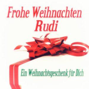 Various Artists - Frohe Weihnachten Rudi - Ein Weihnachtsgeschenk für Dich
