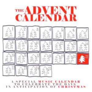 Various Artists - The Advent Calendar 21 - Christmas Songs